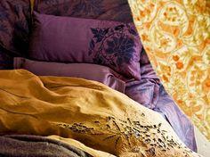 What fun colors, Gypsy Purple