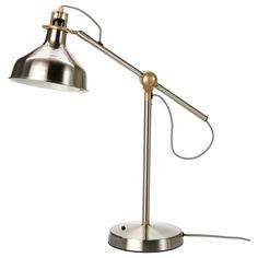 RANARP Work lamp - IKEA $39.99