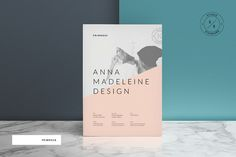 Primrose Portfolio by Studio Standard on @creativemarket