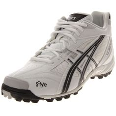 SALE - Asics GEL-V Cut MT Golf Cleats Mens White Synthetic - Was $90.00 - SAVE $14.00. BUY Now - ONLY $75.99