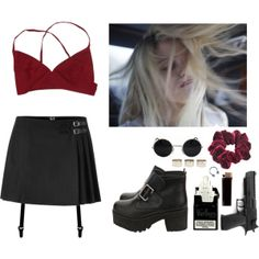 """""""sky"""" by vivienne-woods on Polyvore"""