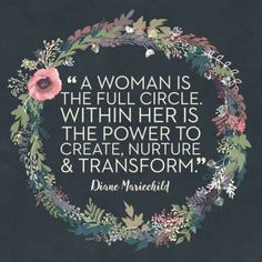 EVERY woman has every thing she needs to be every thing she wants. #Woman #transform