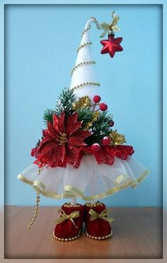 Excellent Christmas deco info are readily available on our internet site. Christmas Sewing, Felt Christmas, Rustic Christmas, Christmas Holidays, Christmas Wreaths, Christmas Bulbs, Vintage Christmas, Candy Christmas Decorations, Christmas Centerpieces