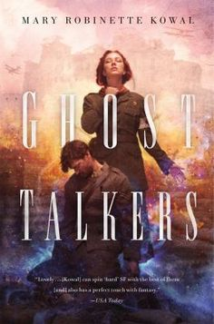 """""""Ghost Talkers: """"a new novel from beloved fantasy author Mary Robinette Kowal featuring the mysterious spirit corps and their heroic work in World War I. The Rat Pack, Fantasy Authors, Fantasy Books, Book Quotes Love, Abraham Lincoln, New Books, Books To Read, The Way Of Kings, Roman"""