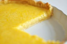 Tarte au citron [Zitronentarte]