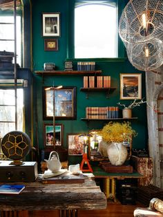Viracocha antique shop, Valencia St, San Francisco [now closed] · R. Brad Knipstein