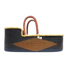 Moses+Basket+Bilia+Baby+Bassinet+w/+Mattress-Baby+by+DesignDua