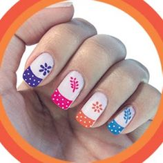 Fashion Designs > Nail Polish Art - Hot Wallpapers and Backgrounds