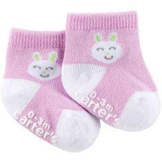 Easter Bunny Socks