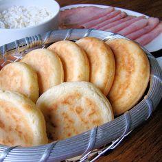 Arepas enriquecidas con huevo y queso #arepasfit