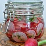 Nakládané ředkvičky Vegetables, Cooking, Food, Kitchen, Cuisine, Koken, Veggie Food, Vegetable Recipes, Meals