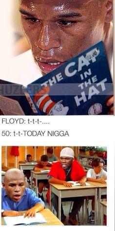 50 Cent has no boundaries!