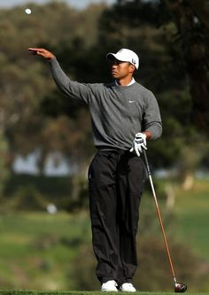 Tiger Woods the magician is back...