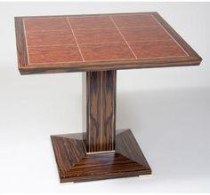 Art Deco Breakfast Table