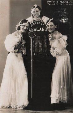 Trio Lescano slide show and gallery | Songbook