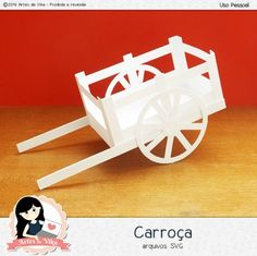 Arquivo de Recorte Carroça by Vika Matos - R$3,50 : Boutique do Scrap Farm Party, Shabby Chic, Toy Story, Silhouette Cameo, Baby Strollers, Projects To Try, Boutique, Toys, Children