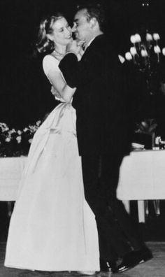Prince Grace & her Prince of Monaco.                                                                                                                                                      Mais