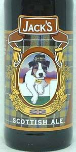 Jack Russell Jack's Scottish Ale