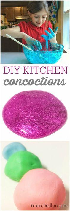 DIY Kitchen Concoctions