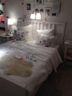 Ikea hemnes bed! In Love :-)