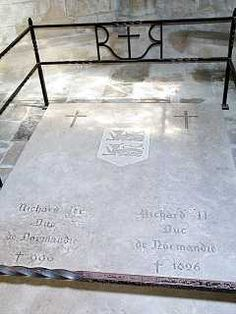 """Richard I """"The Fearless"""" of Normandy (933 - 996) - Find A Grave Photos"""