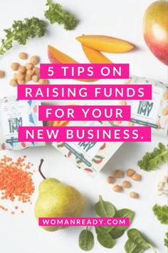 Are you starting out in business or looking to raise further investment? Here are our 5 tips on raising funds for your business. #entrepreneur #business #businesstips #businesswoman #fundraising #sidehustles Business Advisor, Business Tips, Business Entrepreneur, Business Planning, Creating A Business, Growing Your Business, Starting A Business, Honest Baby Products, Sales Strategy