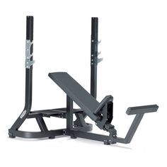 PURE STRENGTH - OLYMPIC INCLINE BENCH