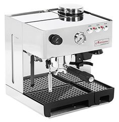 Best commercial espresso machine -La Pavoni PA-1200 Napolitana Stainless Steel Automatic Espresso Machine