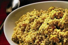 Mendocino Farms' Curried Couscous with Roasted Cauliflower
