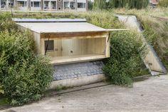 Gallery of Kiosk at Ravelijn / RO&AD Architecten - 8