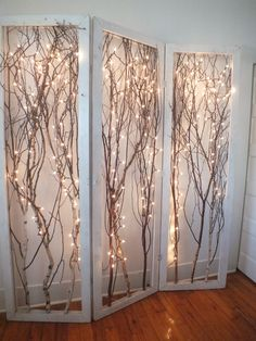 Lighted Screen we did in house...from P