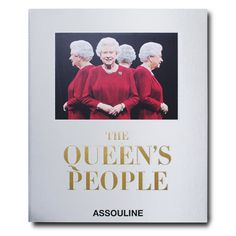 Shop the The Queen's People Assouline Hardcover Book and other Designer Books at Kathy Kuo Home Goldsmiths University Of London, Hans Ulrich Obrist, Gilbert & George, Research Assistant, Sir Anthony, Sussex County, David Cameron, Assouline, Royal Court