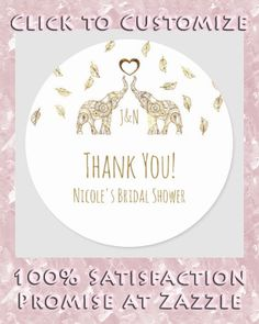 Shop Two Gold Elephants & Fall Leaves Wedding Favor Classic Round Sticker created by printabledigidesigns. Personalize it with photos & text or purchase as is! Wedding Favors, Party Favors, Elephant Birthday, Fall Birthday, Fall Leaves, Round Stickers, Different Shapes, Custom Stickers, Elephants