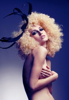Hair + Make Up Artist [Zurich]: Angela Kaeser - Hair & Make Up Artists And Fashion Stylists Spotlight Oct 2010 magazine Cool Hats, Fashion Stylist, Stylists, Hair Makeup, Hair Beauty, Make Up, Experiment, Artist, Nice