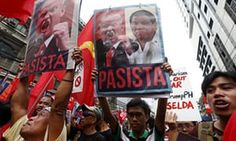 A tale of two Trumps: Duterte hosts US leader in the Philippines    The presidents may find a lot in common, both having ridden waves of populism to beat their countries' political eliteIt's the final act of Donald Trump's marathon Asia tour and it could be the    https://www.theguardian.com/us-news/2017/nov/12/a-tale-of-two-trumps-duterte-hosts-us-leader-in-the-philippines