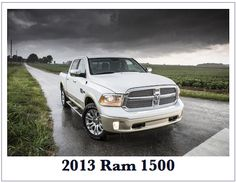 Chrysler Gives Boost to Ram Truck Production. Expects to make 300,000 units at its Warren, Mich. truck plant in 2013.