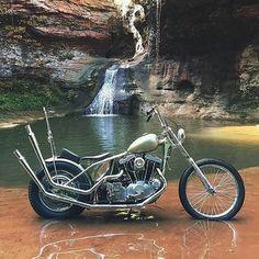 #Repost lebeaver_rods_bikes_babes: