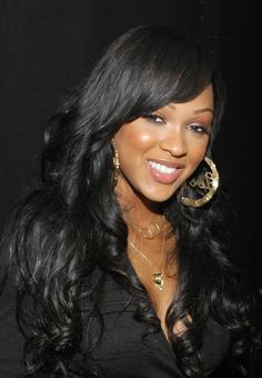 Megan Good Rocks A Nude Lip