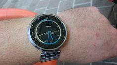 Motorola could be releasing a stainless steel band for Moto 360 in Australia soon.  This afternoon, spotted on the wrist of one Jason Murray, was a Moto 360, with something you probably haven't seen on a Moto 360 just yet; a stainless steel wrist band! [READ MORE HERE]