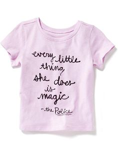 The Police&#153 Graphic Tee for Baby Product Image