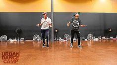 "Keone & Mariel Madrid :: ""Happy"" by C2C (Choreography) :: Urban Dance Camp // Great Choreography!"