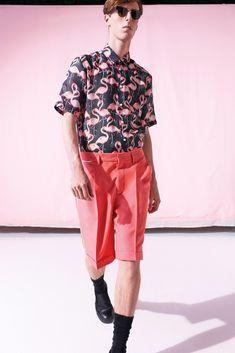 marc jacobs pink flamingo shirt - Google Search