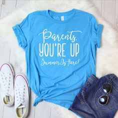 Teacher Shirts Team Tee End Of School Year Summer Break Countdown Teach Love Inspire Teachers Squad Top Lesson Plans Caffeine Teacher Shirt by LWJdesigns on Etsy https://www.etsy.com/listing/609958677/teacher-shirts-team-tee-end-of-school