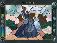Mac Games, New Puzzle, Puzzle Games, Lewis Carroll, Through The Looking Glass, Chess, Mosaics, Fairytale, Portal