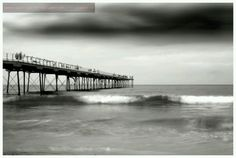 'Storm Beyond The Pier'