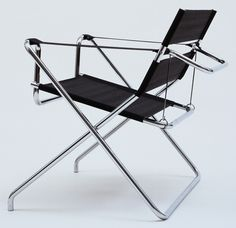 Marcel Breuer. Folding Armchair Model No. B4. 1927