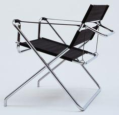 Marcel Breuer. Folding Armchair Model No. B4. 1927