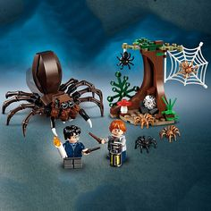 Cheapest 11003 Harri Potter Series Aragog& Lair Ron Weasley Figure Building Blocks Brick Toys Compatible With Legoing Movie 75950 Lego Harry Potter, Harry Potter Hogwarts, Lego Tv, Winged Horse, Cool Toys For Girls, Ron Weasley, Lego Brick, Show Horses, Action Figures