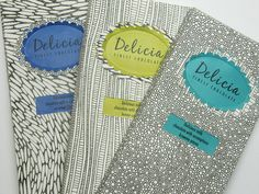 Delicia Chocolate Packaging Detail by keri.thornton, via Flickr