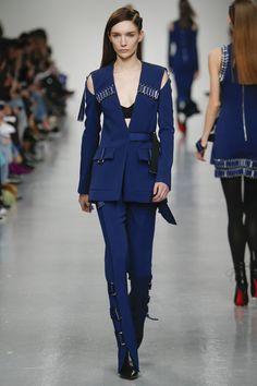 David Koma Fall 2017 Ready-to-Wear Fashion Show Collection